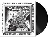 SACRED REICH / IRON REAGAN - split 7""