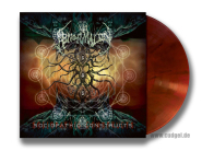 ABNORMALITY - sociopathic constructs LP marbled