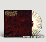 BASTARD GRAVE - diorama of human suffering LP white splatter EXCLUSIVE