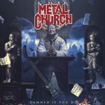 METAL CHURCH - damned if you do DLP