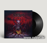NECROBLOOD / PSYCHOMORPHIS - split LP