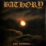 BATHORY - the return CD