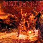 BATHORY - hammerheart CD