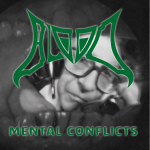 BLOOD - mental conflicts CD