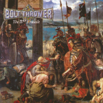 BOLT THROWER - the 4th crusade CD