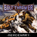 BOLT THROWER - mercenary CD