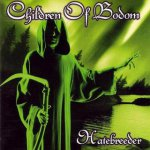 CHILDREN OF BODOM - hatebreeder CD