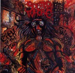 SPLATTER WHORE - city of the sleazehounds CD