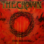 CROWN, THE - the burning DigiCD