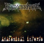 HAEMORRHAGE - anatomical inferno CD