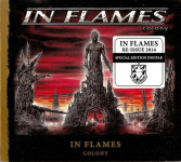 IN FLAMES - colony DigiCD
