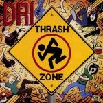 D.R.I. - thrash zone CD