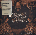 MORTUARY DRAPE - buried in time CD