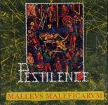 PESTILENCE - malleus malleficarum DCD+Schuber
