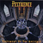 PESTILENCE - testimony of the ancients DCD+Schuber