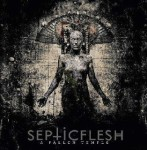 SEPTIC FLESH - a fallen temple DigiCD