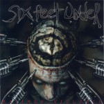 SIX FEET UNDER - maximum violence CD