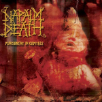 NAPALM DEATH - punishment in capitals DigiCD