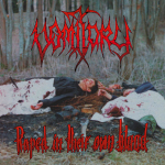VOMITORY - raped in their own blood DigiCD