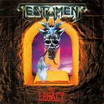 TESTAMENT - the legacy CD