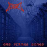 BLOOD - gas, flames, bones CD