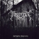 FORGOTTEN TOMB - springtime depression DigiCD