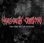 MALEVOLENT CREATION - the fine art of murder CD