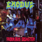 EXODUS - fabulous disaster CD