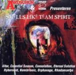 V.A. SMELLS LIKE TEAM SPIRIT VOL.1 - sampler CD