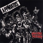 APPÄRATUS - hardcore relegion CD