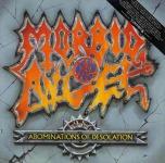 MORBID ANGEL - abominations of desolation CD