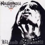 NATTEFROST - blood and vomit CD