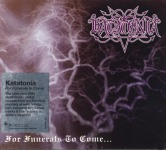 KATATONIA - for funerals to come CD+Schuber