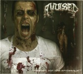 AVULSED - yearning for the grotesque CD