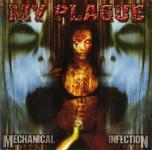MY PLAGUE - mechanical infection CD