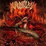KRISIUN - works of carnage CD