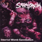SANATORIUM - internal womb cannibalism CD