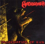 WITCHBURNER - incarnation of evil / german thrashing war DigiCD