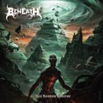 BENEATH - the barren throne CD