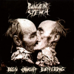PUNGENT STENCH - been caught buttering DigiCD