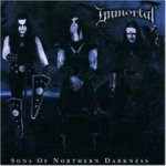 IMMORTAL - sons of nothern darkness CD