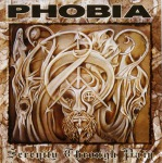 PHOBIA - serenity through pain CD