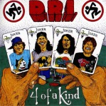 D.R.I. - four of a kind CD
