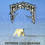 MESSIAH - extreme cold weather CD+Schuber