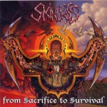 SKINLESS - from sacrifice to survival CD