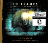 IN FLAMES - soundtrack to your escape DigiCD