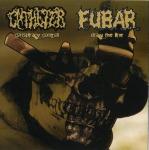 CATHETER / F.U.B.A.R. - split CD