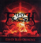 THY FLESH CONSUMED - end of blind obediance CD