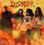 DISINTER - as we burn CD