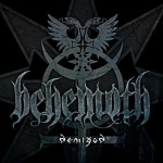 BEHEMOTH - demigod Lim.CD+DVD Schuber